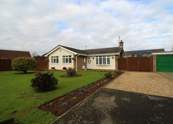 Thumbnail 3 bed detached bungalow for sale in Glen Gardens, Surfleet, Spalding
