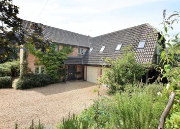 Thumbnail 4 bed detached house for sale in Church Lane, Greetham, Rutland