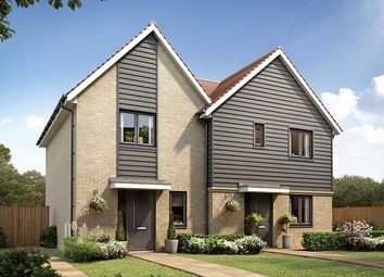 "Thumbnail 2 bed property for sale in ""The Adriano"" at Botley Road, Curbridge"