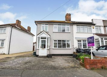 Thumbnail 3 bed semi-detached house for sale in Northwood Avenue, Hornchurch