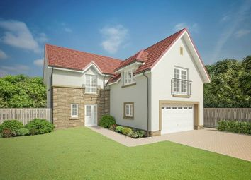 "Thumbnail 5 bed detached house for sale in ""The Dewar"" at Kirk Brae, Cults, Aberdeen"
