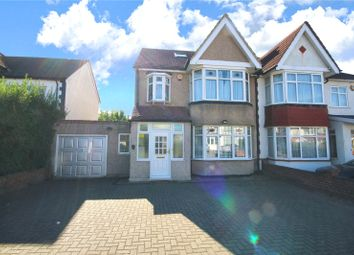 4 bed semi-detached house for sale in Queenscourt, Wembley HA9