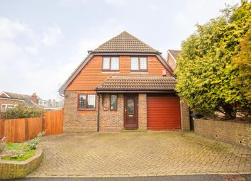 Thumbnail 3 bed detached house to rent in Vale View Road, Heathfield, East Sussex