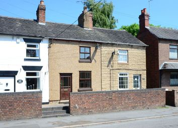 Thumbnail 1 bed terraced house for sale in Uttoxeter Road, Blythe Bridge