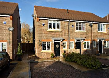 Thumbnail 2 bed end terrace house to rent in Garraway Close, Ruscombe, Berkshire