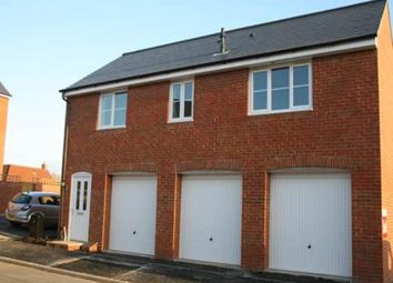 Thumbnail 2 bedroom flat to rent in Hayter Close, Hartwell Meadow, Aylesbury