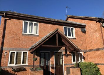 Thumbnail 2 bed terraced house for sale in Burgess Close, Worcester, Worcestershire