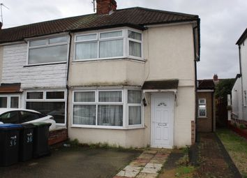 Thumbnail 3 bed end terrace house for sale in Elmcroft Avenue, London