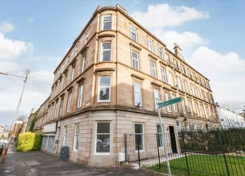 Thumbnail 3 bed flat for sale in Queen Mary Avenue, Flat 0/1, Glasgow