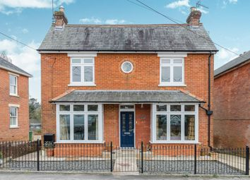Thumbnail 4 bed detached house for sale in The Crescent, Romsey