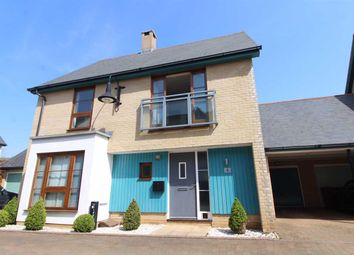 Thumbnail 4 bed link-detached house for sale in Cranberry Square, Ipswich