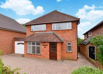 Thumbnail 4 bed detached house to rent in Hawthorn Road, Godalming
