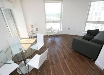 Thumbnail 2 bed flat to rent in The Heart Blue, Media City Uk, Salford