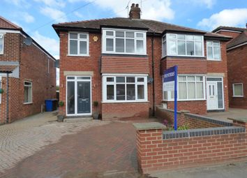 Thumbnail 3 bed semi-detached house for sale in Copandale Road, Beverley