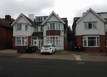 Thumbnail 1 bed flat to rent in Fountain Road, Edgbaston, Birmingham