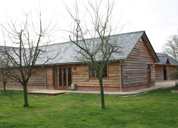 Thumbnail 1 bed bungalow to rent in Northmoor, Witney
