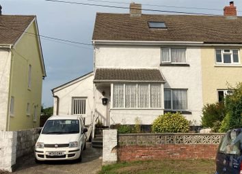 Thumbnail 4 bed semi-detached house for sale in 3 Cefn Coed, Scleddau, Fishguard