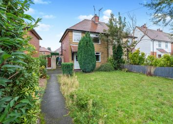 Thumbnail 3 bed semi-detached house to rent in Maltby Road, Mansfield
