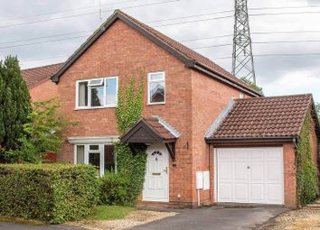 Thumbnail 3 bed detached house for sale in Hyde Close, Totton, Southampton