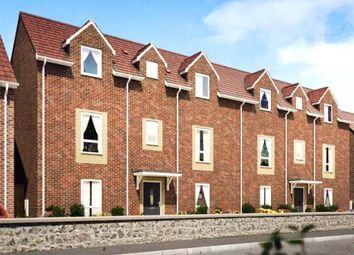 Thumbnail 3 bed semi-detached house for sale in Tithe Barn Link Road, Monkerton, Exeter