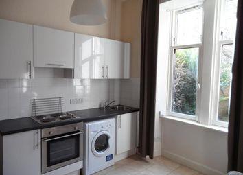 Thumbnail 1 bedroom flat to rent in Rannoch Street, Glasgow