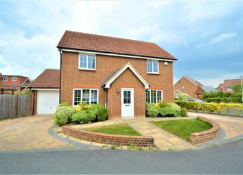 Thumbnail 4 bed detached house for sale in Jersey Drive, Winnersh