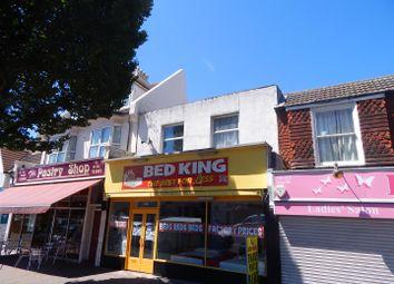 Thumbnail 2 bedroom maisonette for sale in Seaside, Eastbourne