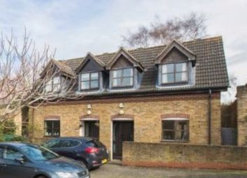 Thumbnail 2 bed semi-detached house for sale in Lyn Mews, Palatine Road, Stoke Newington, London