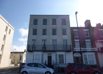 Thumbnail 2 bed flat to rent in Fort Crescent, Margate