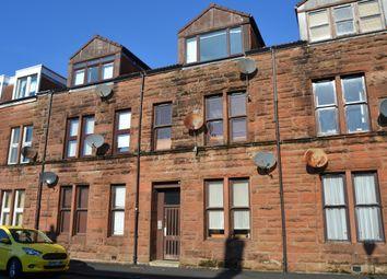 Thumbnail 1 bed flat for sale in Kelvin Street, Largs