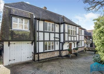Thumbnail 5 bed detached house for sale in Wise Lane, Mill Hill, London