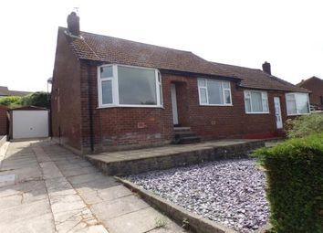 Thumbnail 2 bed bungalow for sale in Thornholme Road, Marple, Stockport, Cheshire