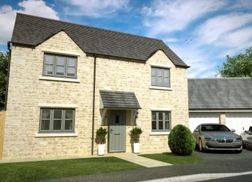 Thumbnail 4 bed detached house for sale in The Woodcote, Hares Chase, Cricklade, Swindon, Wiltshire