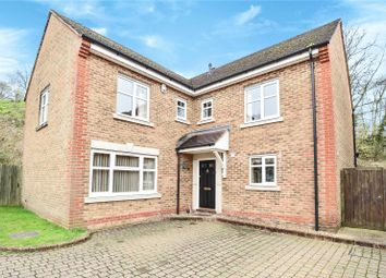 Thumbnail 4 bed detached house for sale in Heron Place, Harefield, Uxbridge, Middlesex
