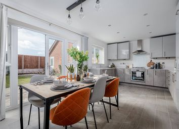 """Thumbnail 3 bedroom semi-detached house for sale in """"Briar"""" at Branston Road, Tatenhill, Burton-On-Trent"""