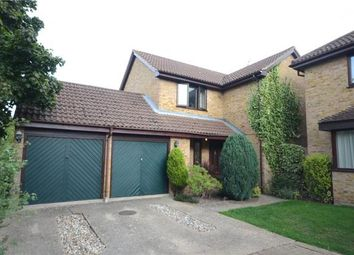 Thumbnail 4 bed detached house for sale in Hertford Close, Wokingham, Berkshire
