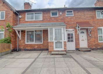 Thumbnail 3 bed terraced house for sale in Bagnall Street, Leamore, Walsall