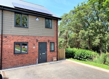 Thumbnail 3 bed end terrace house for sale in Spitehouse Rise, Pontrilas, Hereford