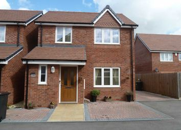 Thumbnail 3 bed detached house for sale in St Declan Close, Stockingford, Nuneaton