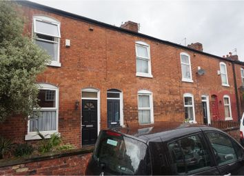Thumbnail 2 bed terraced house for sale in Churchwood Road, Manchester