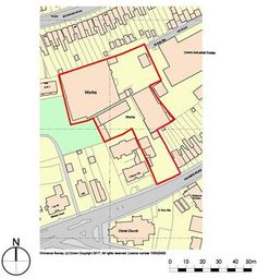 Thumbnail Land for sale in Pitt Road, Southampton