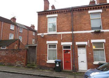 Thumbnail 4 bed end terrace house for sale in Gordon Street, Earlsdon, Coventry