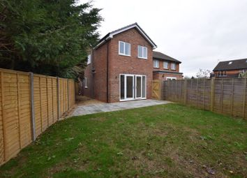 Thumbnail 3 bed detached house for sale in Meadow Way, Yarnton, Kidlington