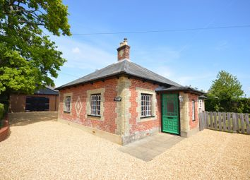 Thumbnail 3 bed detached bungalow for sale in Yaldhurst Lane, Pennington, Lymington