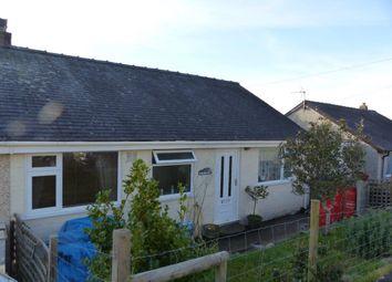 Thumbnail 3 bedroom bungalow for sale in Bro Enddwyn, Dyffryn Ardudwy