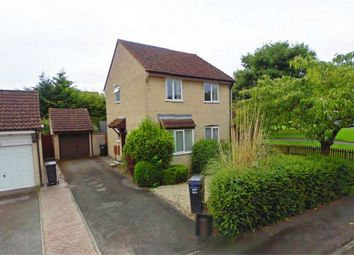 Thumbnail 4 bed detached house for sale in Regent Way, Bridgwater, Somerset