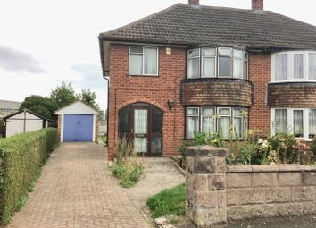 Thumbnail 3 bed semi-detached house for sale in Wheatley Crescent, Leegomery, Telford