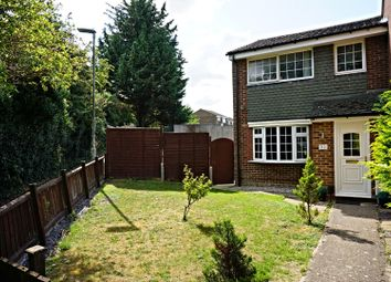 Thumbnail 3 bed end terrace house for sale in Tennyson Close, Royston