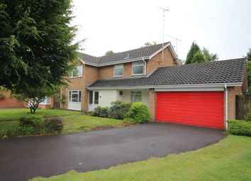 Thumbnail 4 bed detached house to rent in Antringham Gardens, Edgbaston