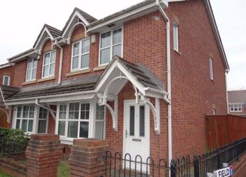 3 bed semi-detached house for sale in Leigh Road, Hindley Green, Wigan WN2